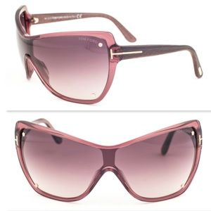 NEW TOM FORD Bordeaux Sunglasses